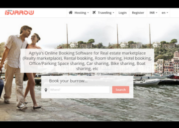 vacation rental software - agriya