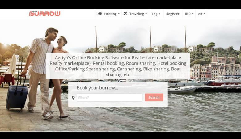 vacation rental software - agriya