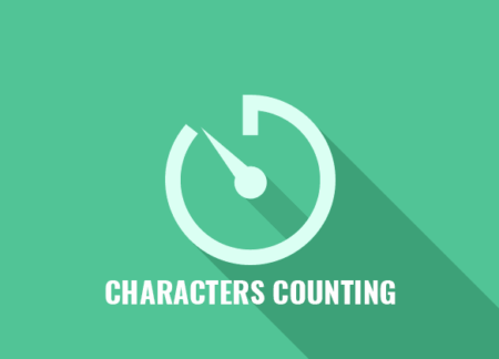 Online Characters Counting Tool